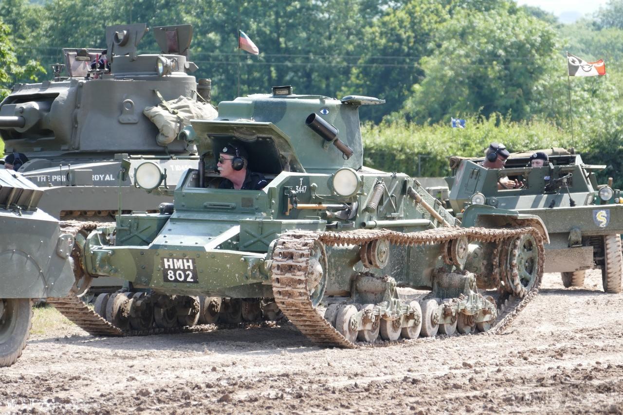 79304 - Британские танки Второй мировой