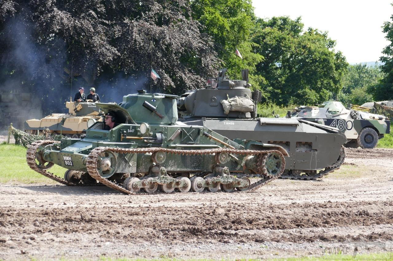 79305 - Британские танки Второй мировой