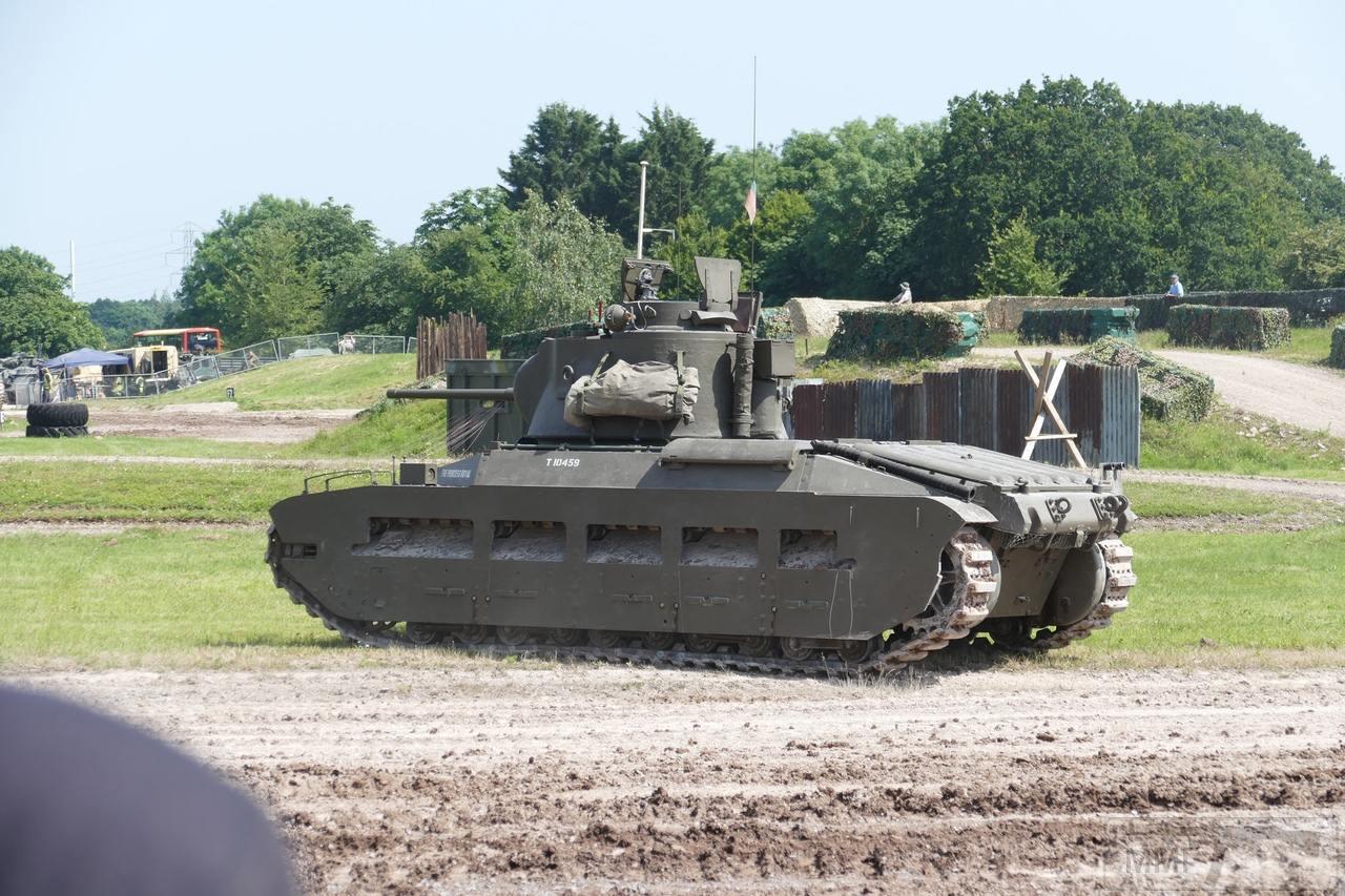 79307 - Британские танки Второй мировой