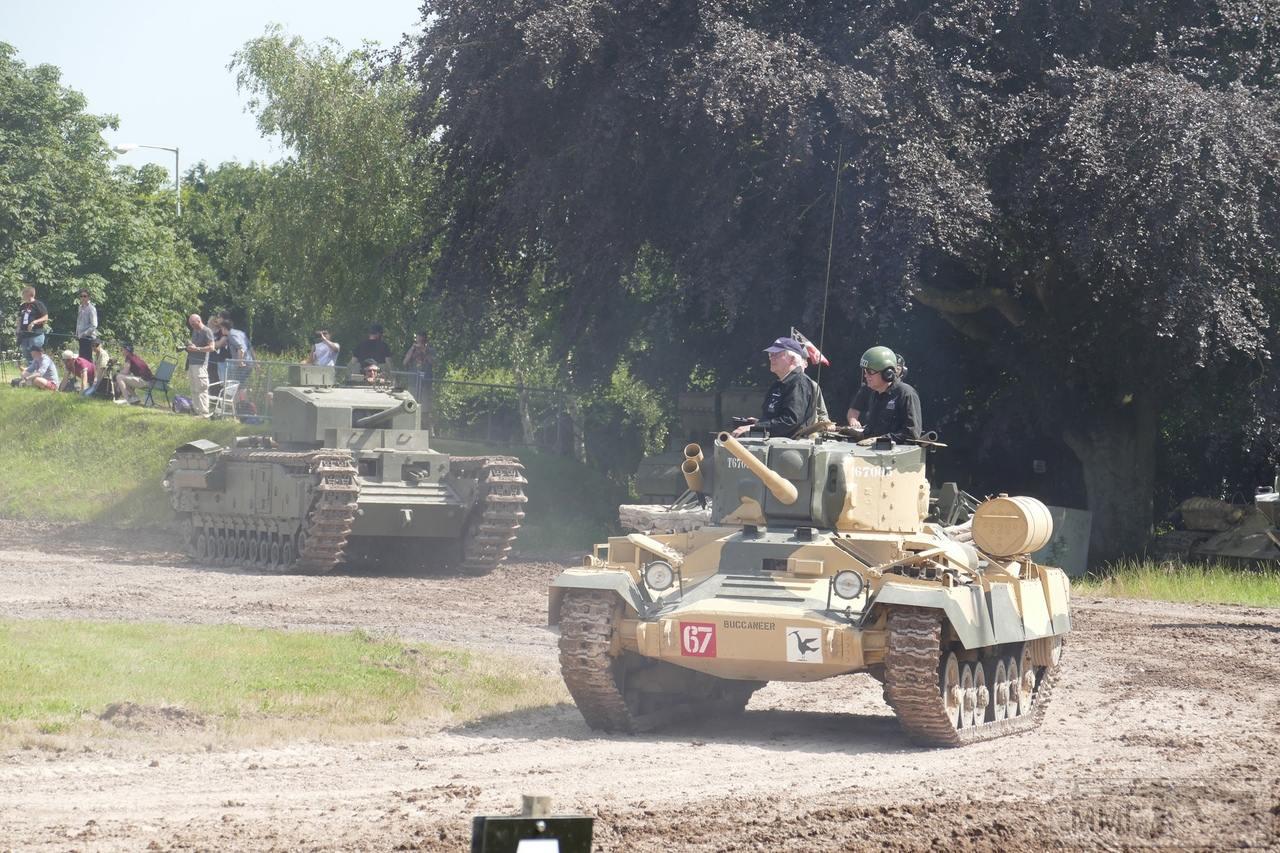 79308 - Британские танки Второй мировой