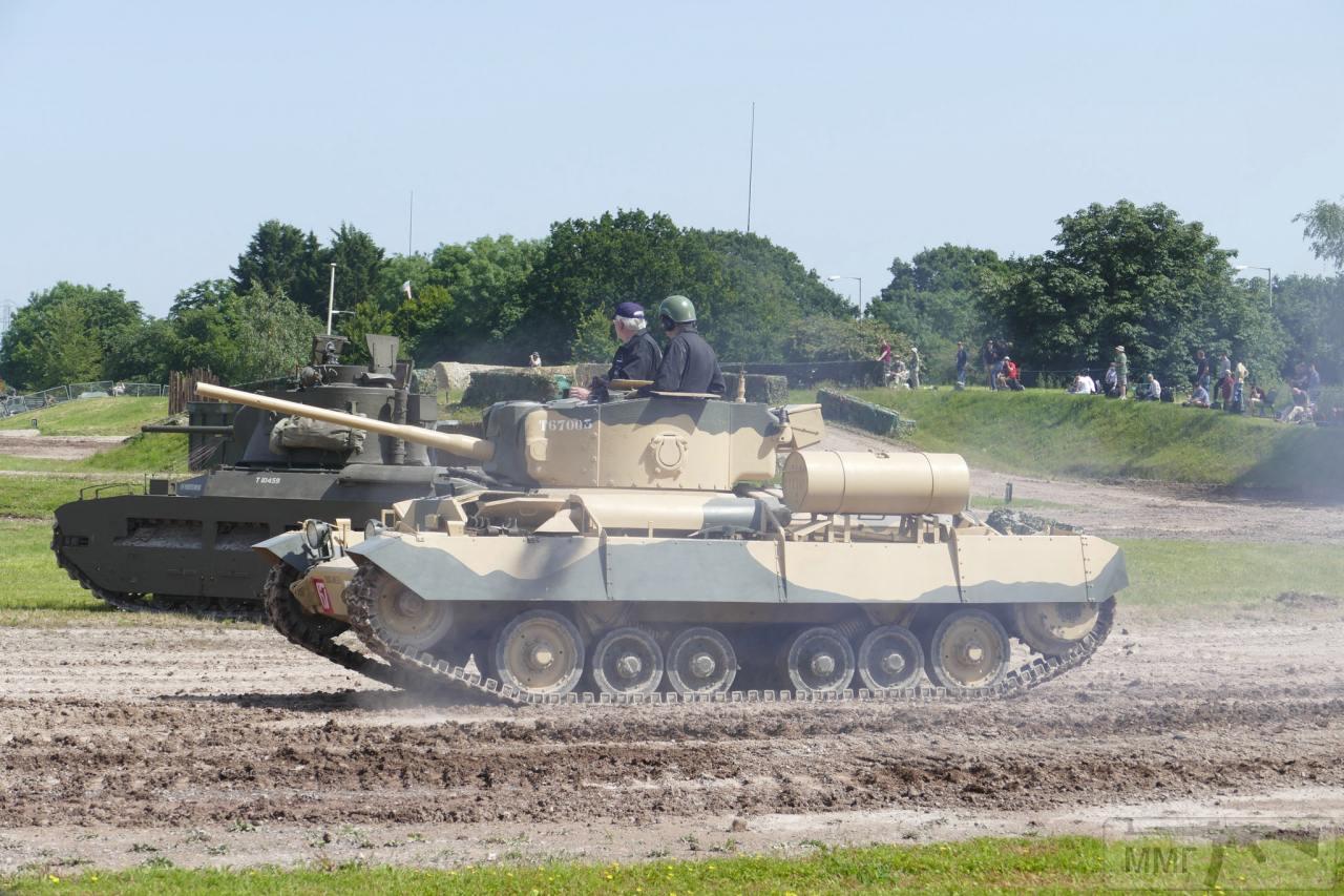 79319 - Британские танки Второй мировой
