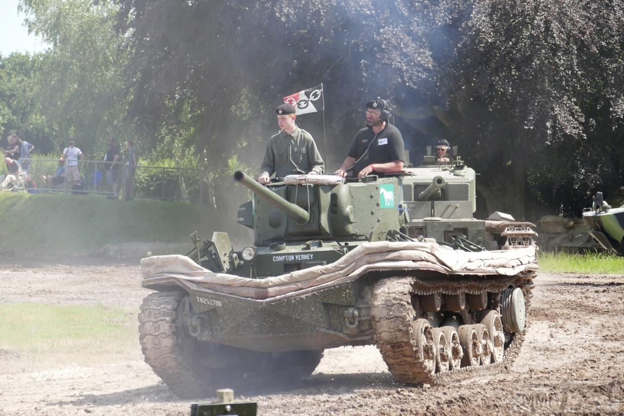 79320 - Британские танки Второй мировой