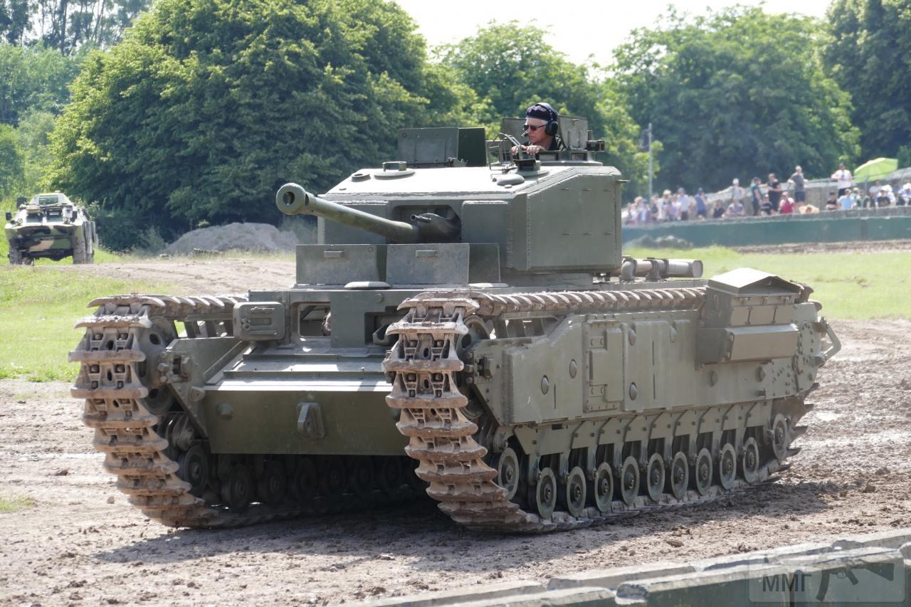 79321 - Британские танки Второй мировой