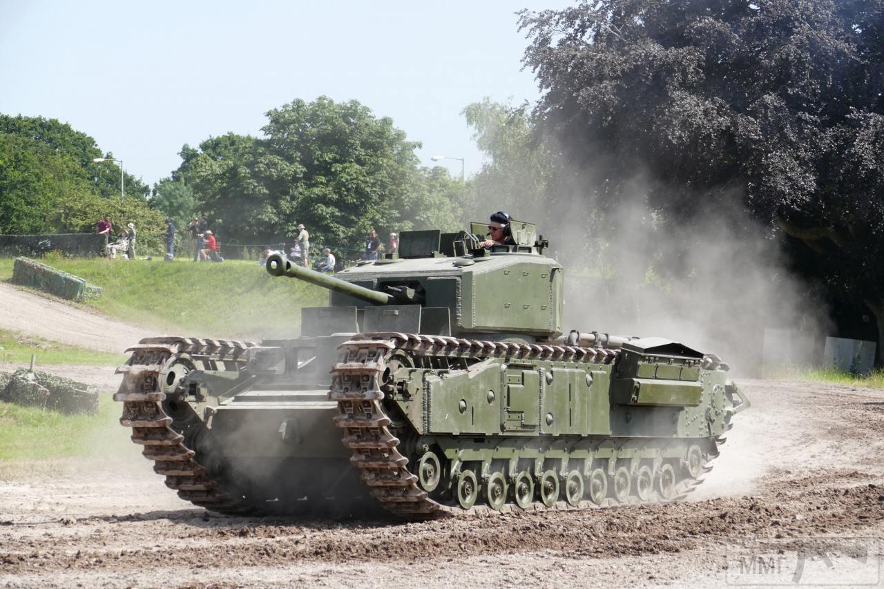 79322 - Британские танки Второй мировой