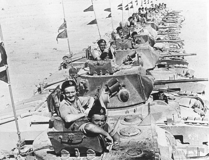 79398 - Британские танки Второй мировой