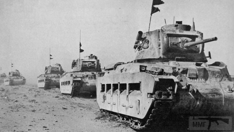 79400 - Британские танки Второй мировой