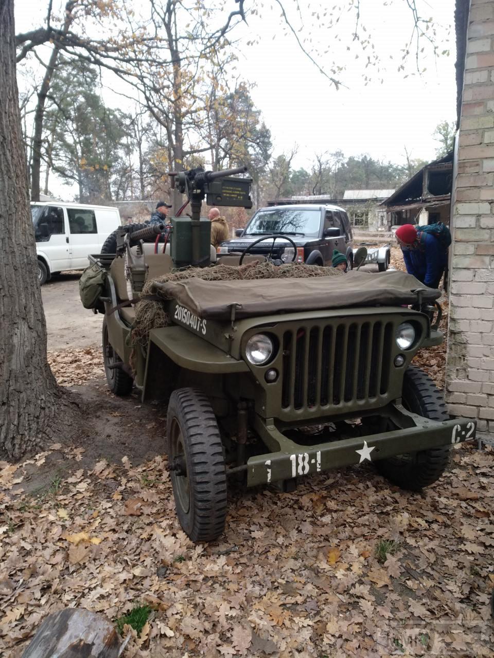 """79461 - 11 міжнародний військово - історичний фестиваль """"Даєш Ворзель"""" 1943-2019."""