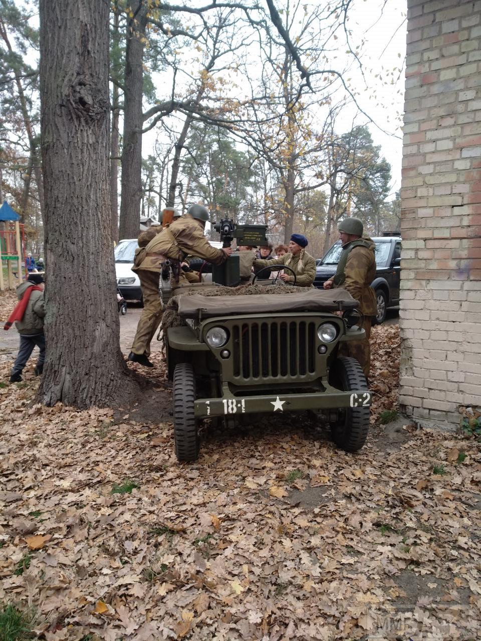 """79473 - 11 міжнародний військово - історичний фестиваль """"Даєш Ворзель"""" 1943-2019."""