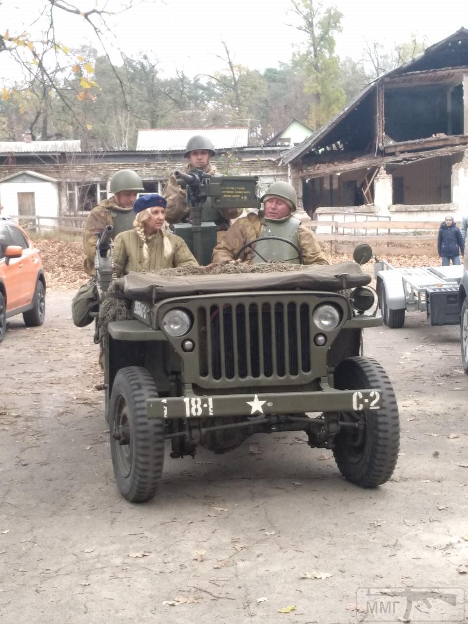 """79474 - 11 міжнародний військово - історичний фестиваль """"Даєш Ворзель"""" 1943-2019."""