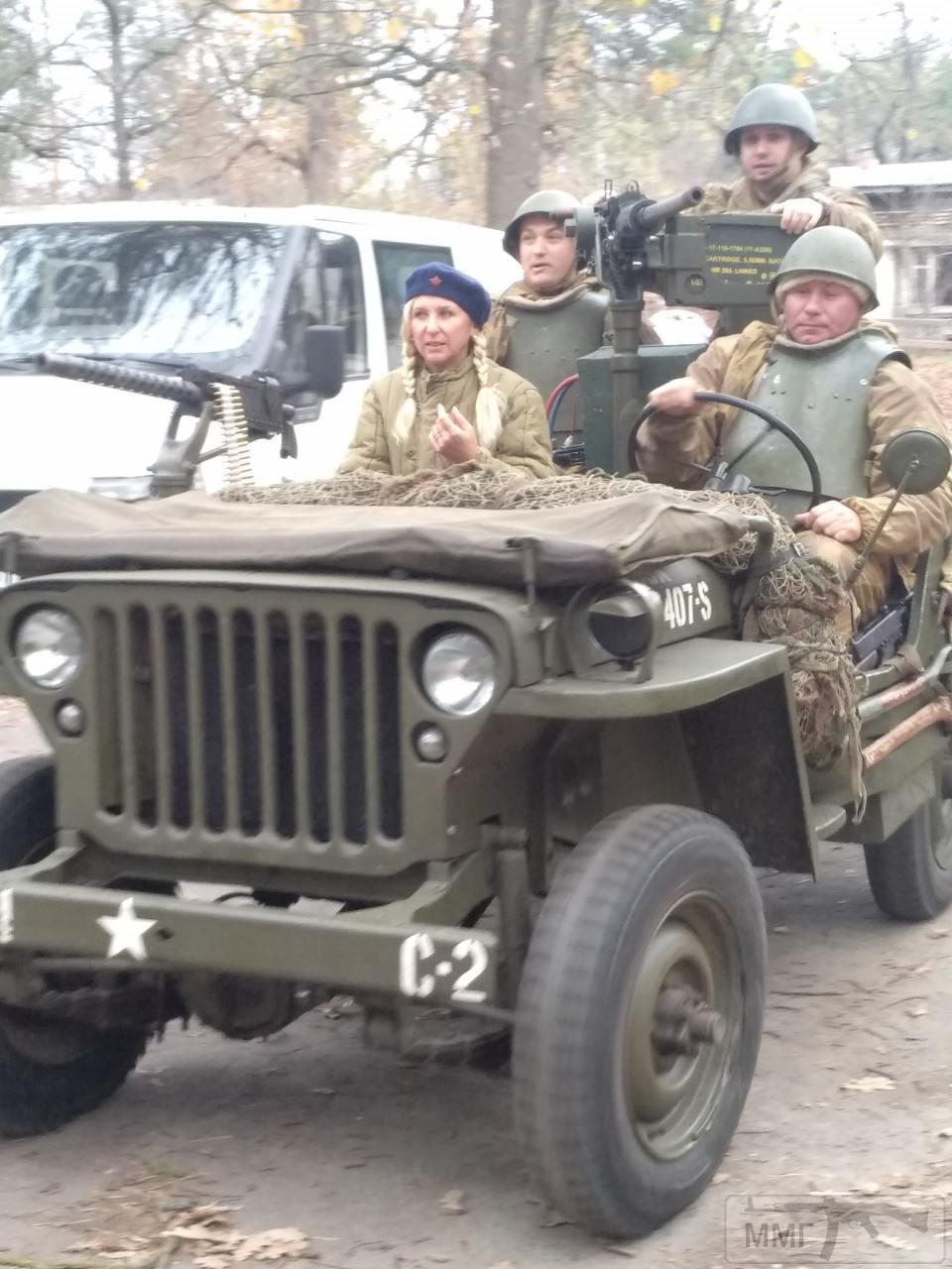 """79476 - 11 міжнародний військово - історичний фестиваль """"Даєш Ворзель"""" 1943-2019."""