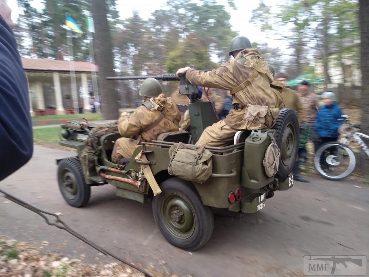 """79477 - 11 міжнародний військово - історичний фестиваль """"Даєш Ворзель"""" 1943-2019."""
