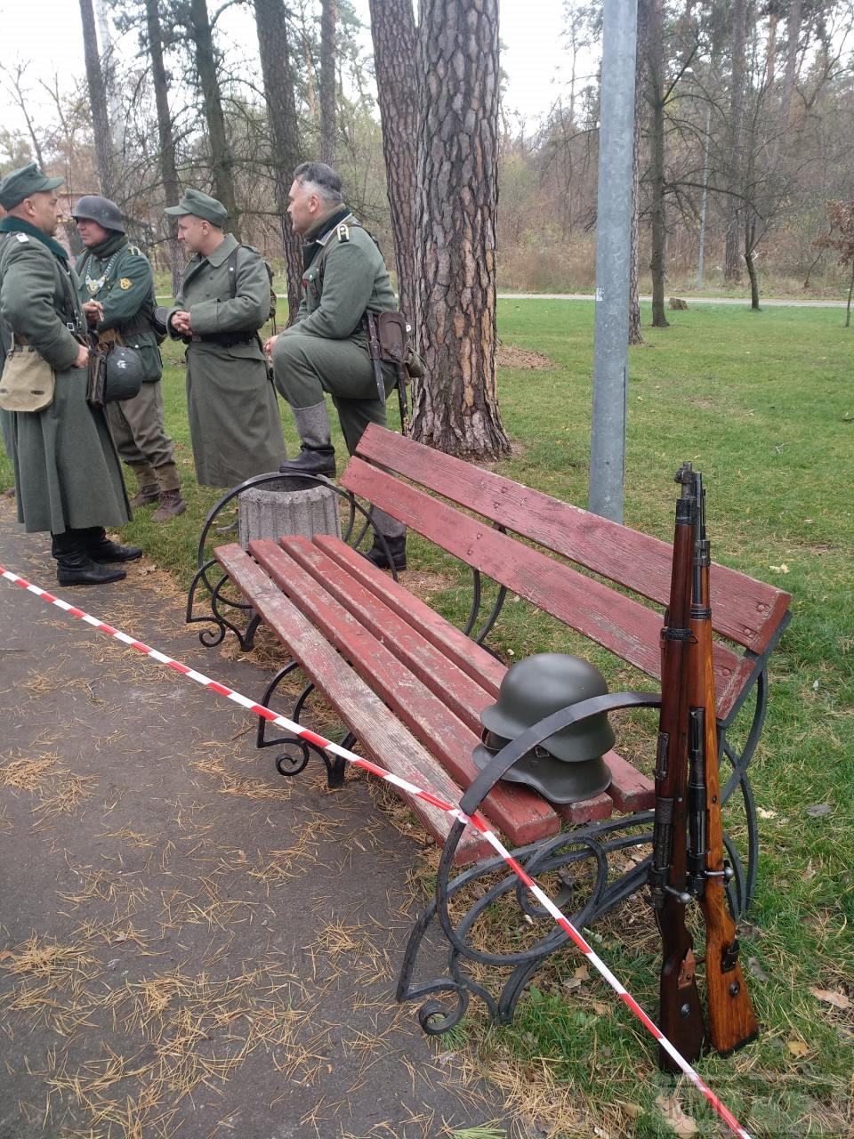"""79480 - 11 міжнародний військово - історичний фестиваль """"Даєш Ворзель"""" 1943-2019."""