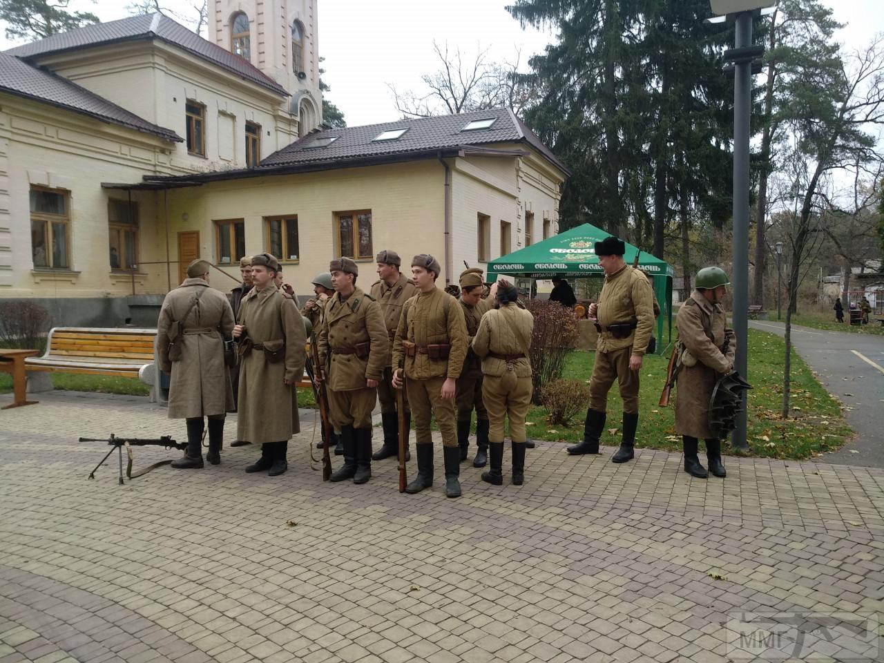 """79483 - 11 міжнародний військово - історичний фестиваль """"Даєш Ворзель"""" 1943-2019."""