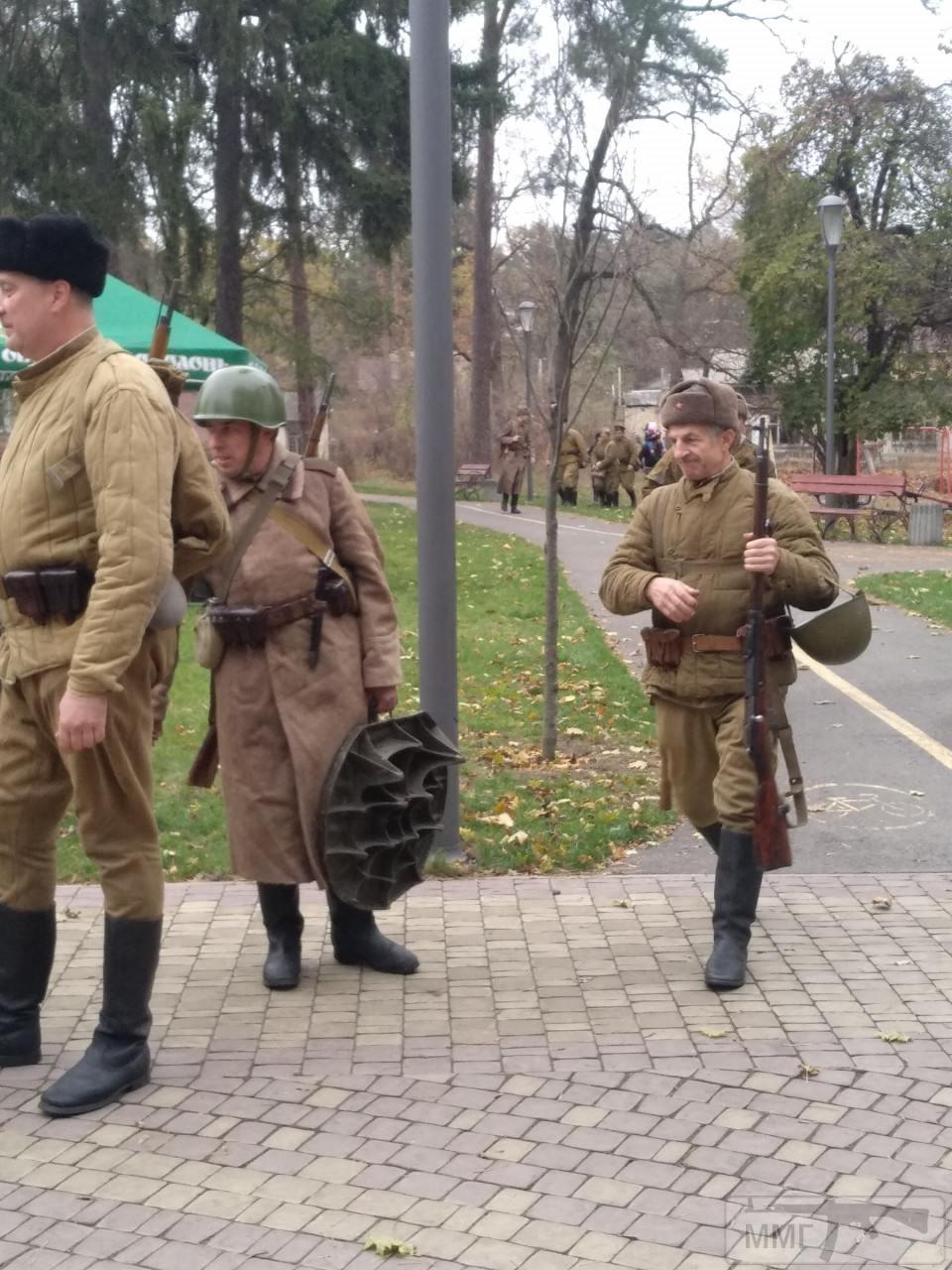 """79487 - 11 міжнародний військово - історичний фестиваль """"Даєш Ворзель"""" 1943-2019."""
