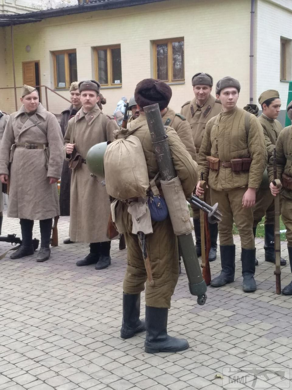 """79488 - 11 міжнародний військово - історичний фестиваль """"Даєш Ворзель"""" 1943-2019."""