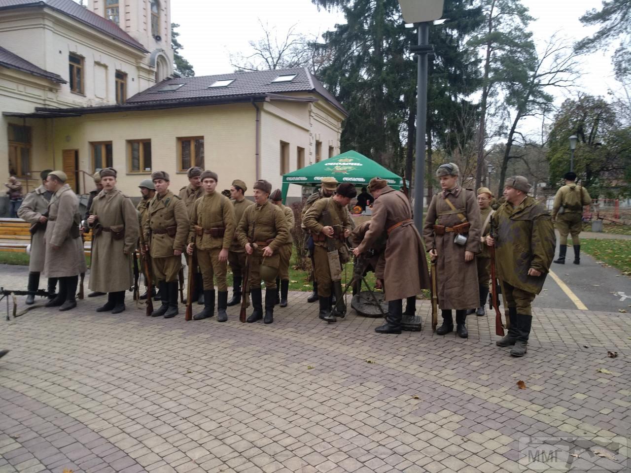 """79493 - 11 міжнародний військово - історичний фестиваль """"Даєш Ворзель"""" 1943-2019."""