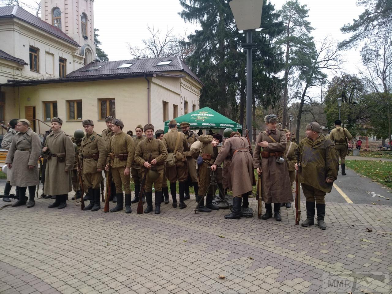 """79497 - 11 міжнародний військово - історичний фестиваль """"Даєш Ворзель"""" 1943-2019."""