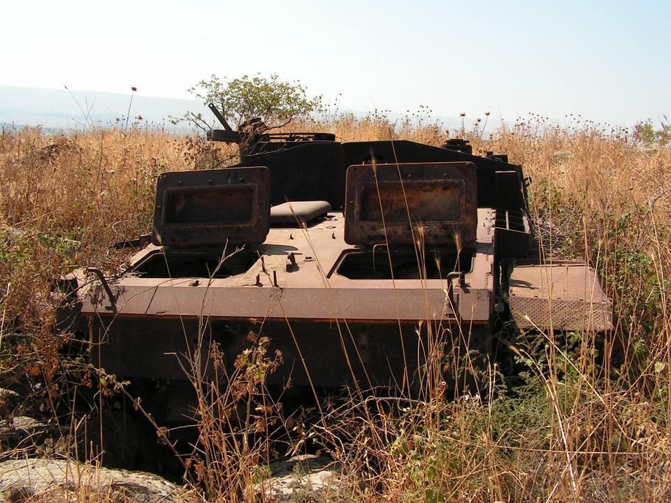"""7950 - Служба немецких """"коробочек"""" после войны..."""