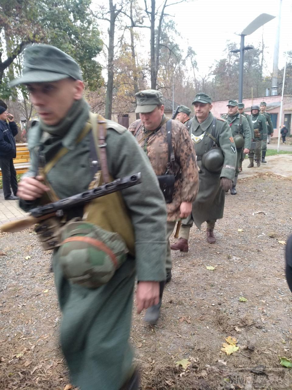 """79501 - 11 міжнародний військово - історичний фестиваль """"Даєш Ворзель"""" 1943-2019."""