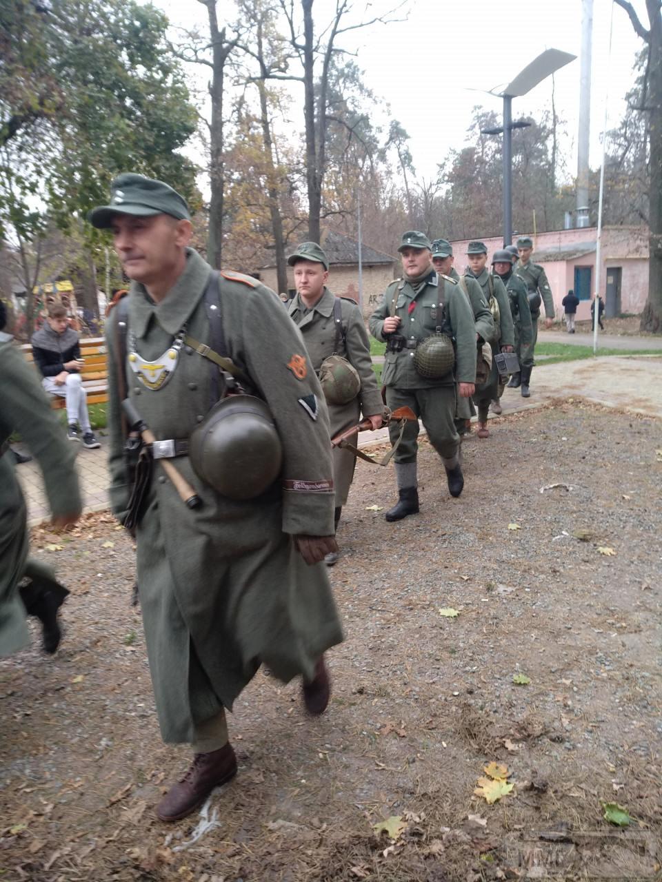 """79503 - 11 міжнародний військово - історичний фестиваль """"Даєш Ворзель"""" 1943-2019."""