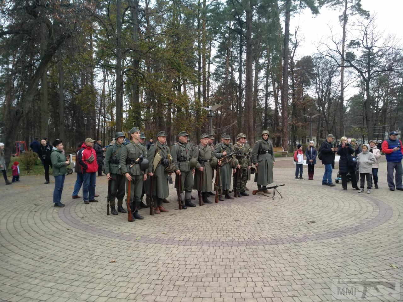 """79509 - 11 міжнародний військово - історичний фестиваль """"Даєш Ворзель"""" 1943-2019."""