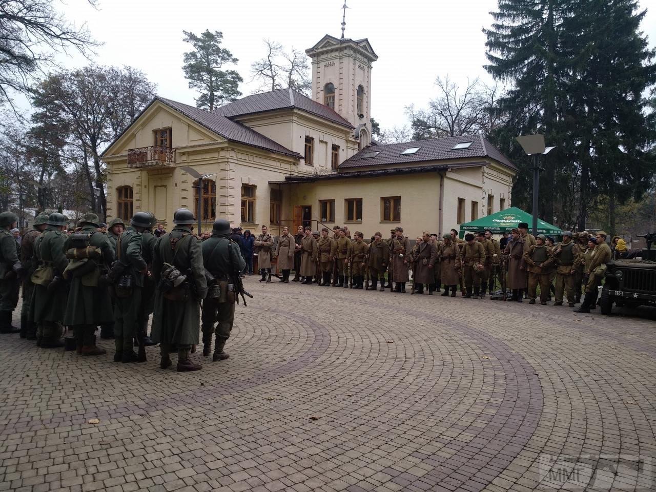 """79513 - 11 міжнародний військово - історичний фестиваль """"Даєш Ворзель"""" 1943-2019."""