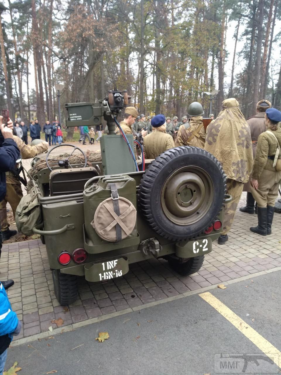 """79516 - 11 міжнародний військово - історичний фестиваль """"Даєш Ворзель"""" 1943-2019."""