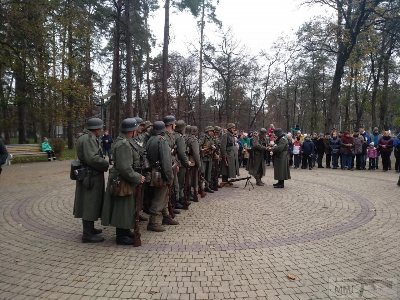 """79526 - 11 міжнародний військово - історичний фестиваль """"Даєш Ворзель"""" 1943-2019."""