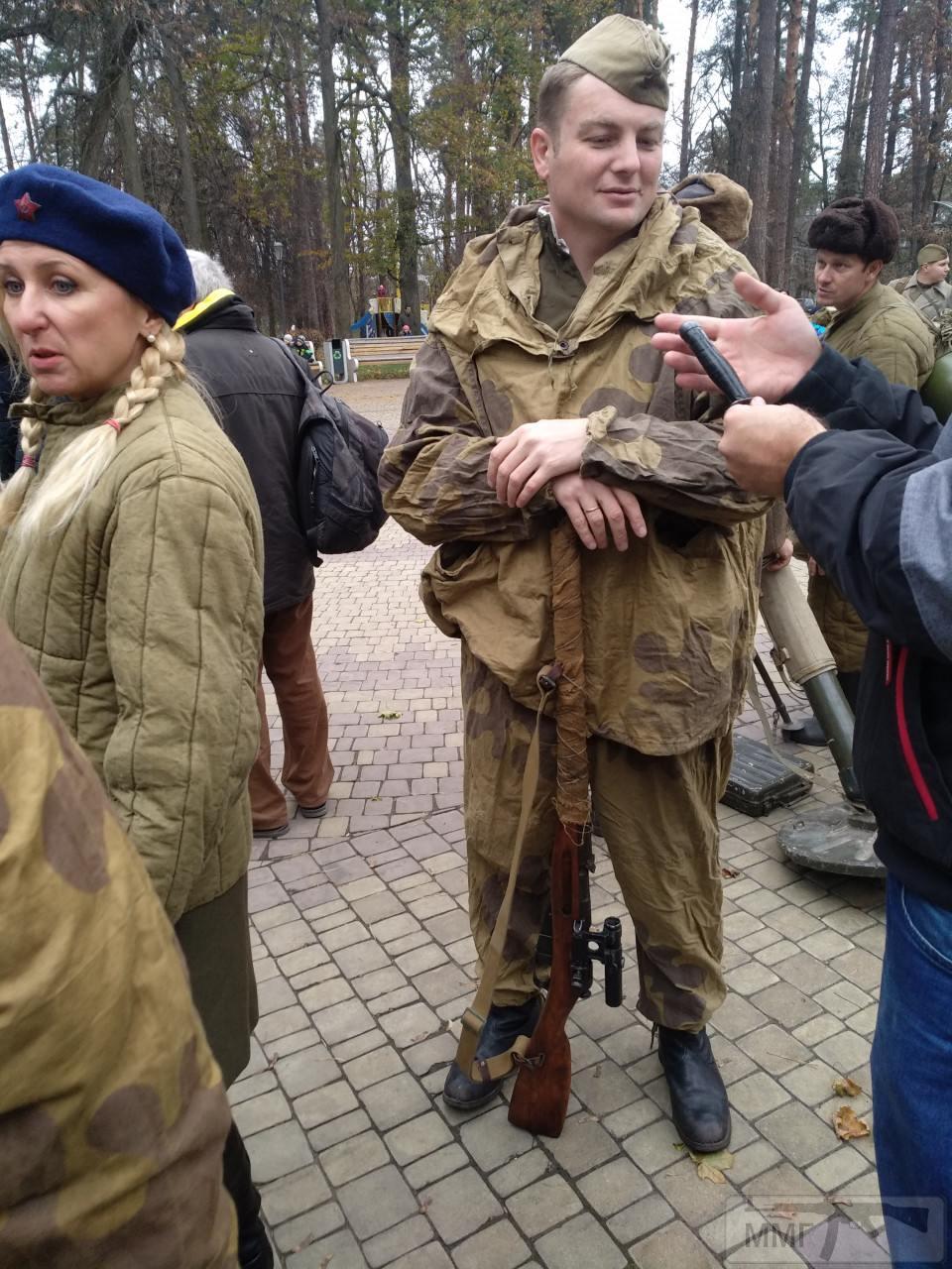"""79535 - 11 міжнародний військово - історичний фестиваль """"Даєш Ворзель"""" 1943-2019."""