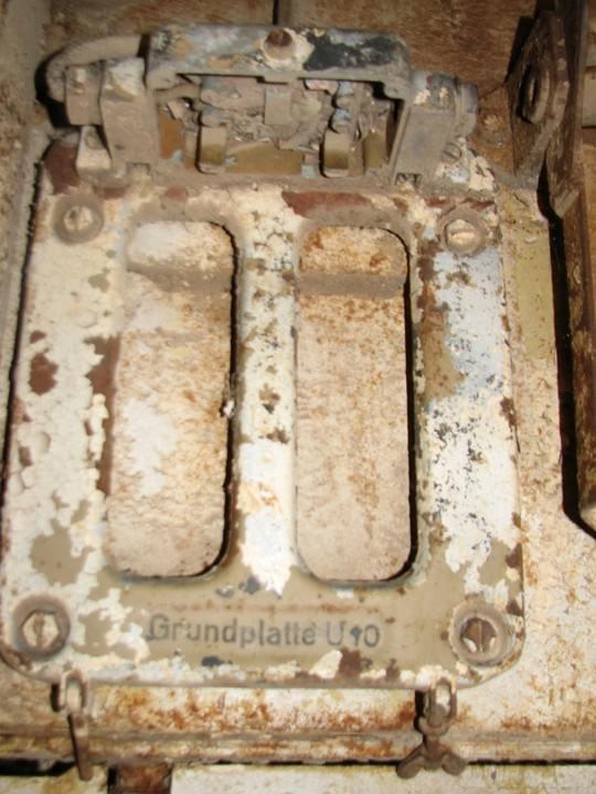 """7954 - Служба немецких """"коробочек"""" после войны..."""