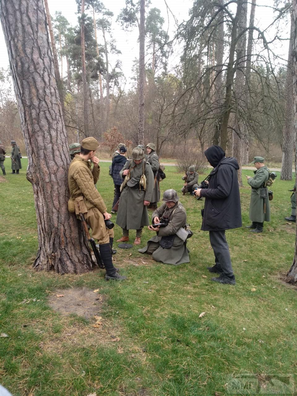 """79548 - 11 міжнародний військово - історичний фестиваль """"Даєш Ворзель"""" 1943-2019."""