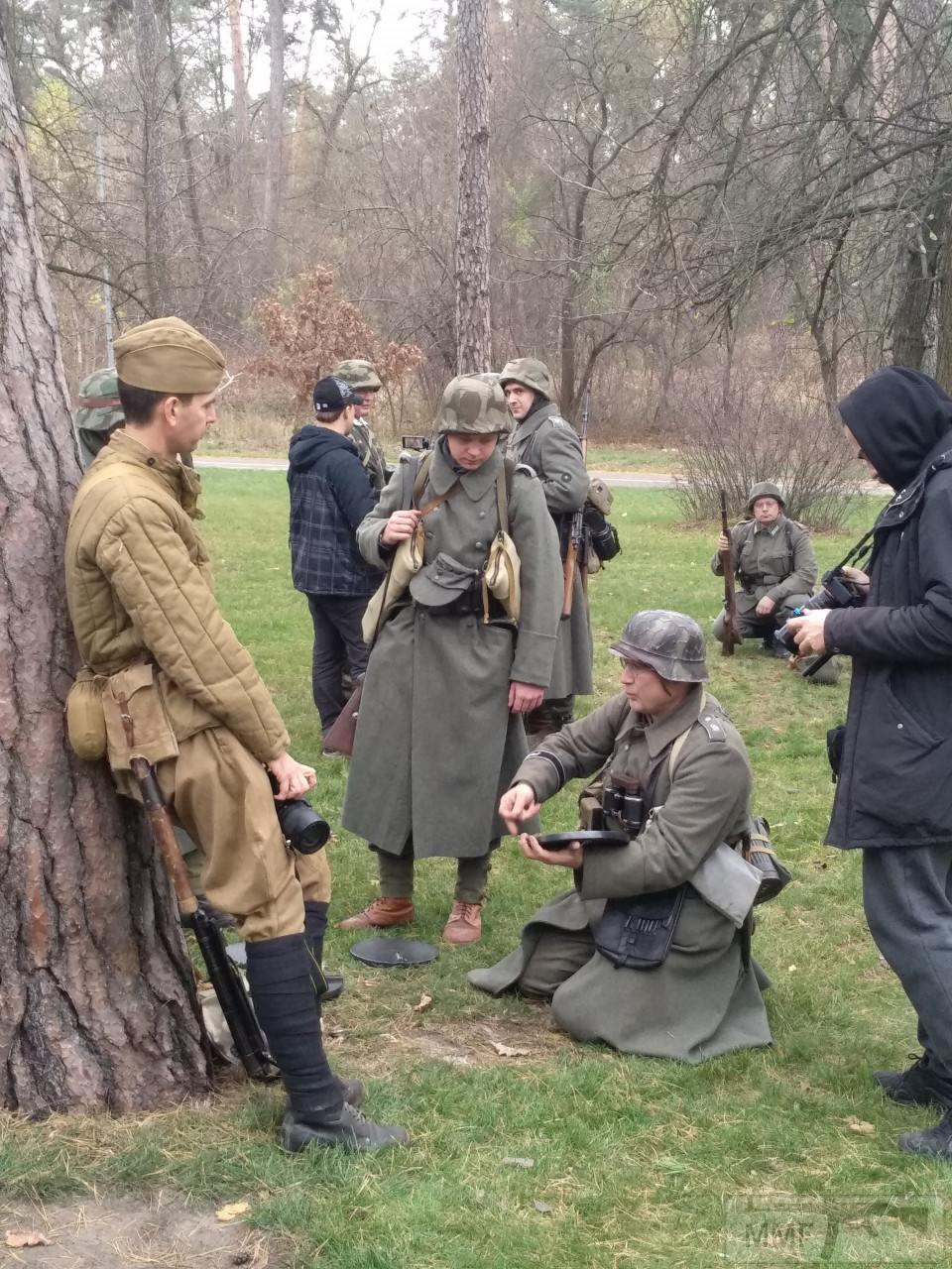 """79549 - 11 міжнародний військово - історичний фестиваль """"Даєш Ворзель"""" 1943-2019."""