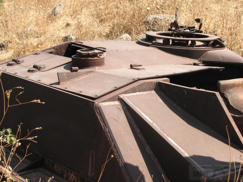 """7956 - Служба немецких """"коробочек"""" после войны..."""
