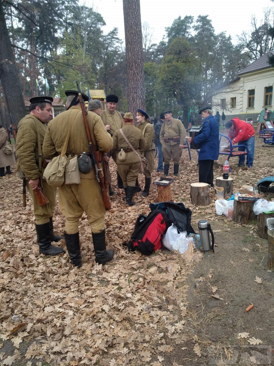 """79561 - 11 міжнародний військово - історичний фестиваль """"Даєш Ворзель"""" 1943-2019."""