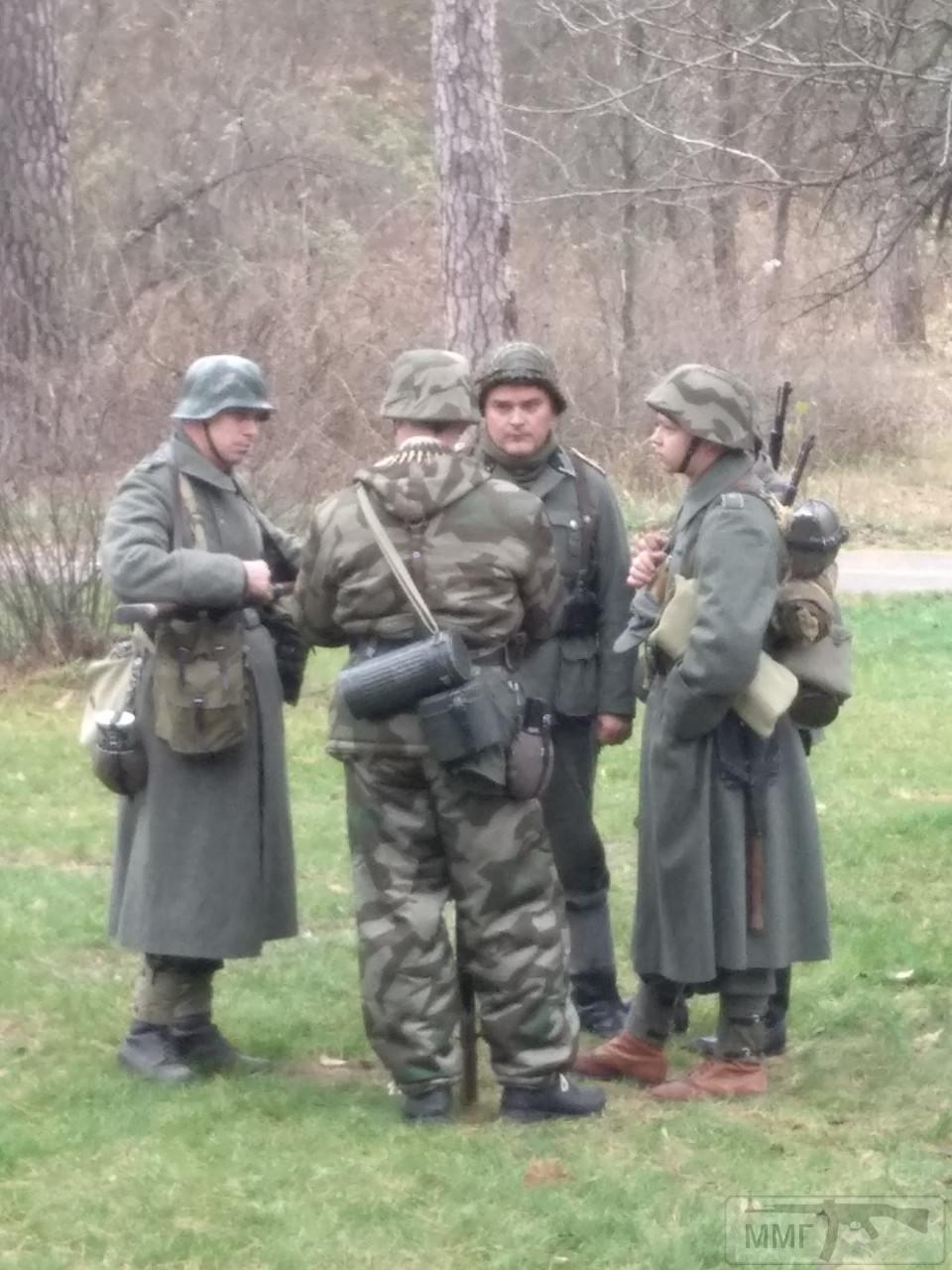 """79563 - 11 міжнародний військово - історичний фестиваль """"Даєш Ворзель"""" 1943-2019."""