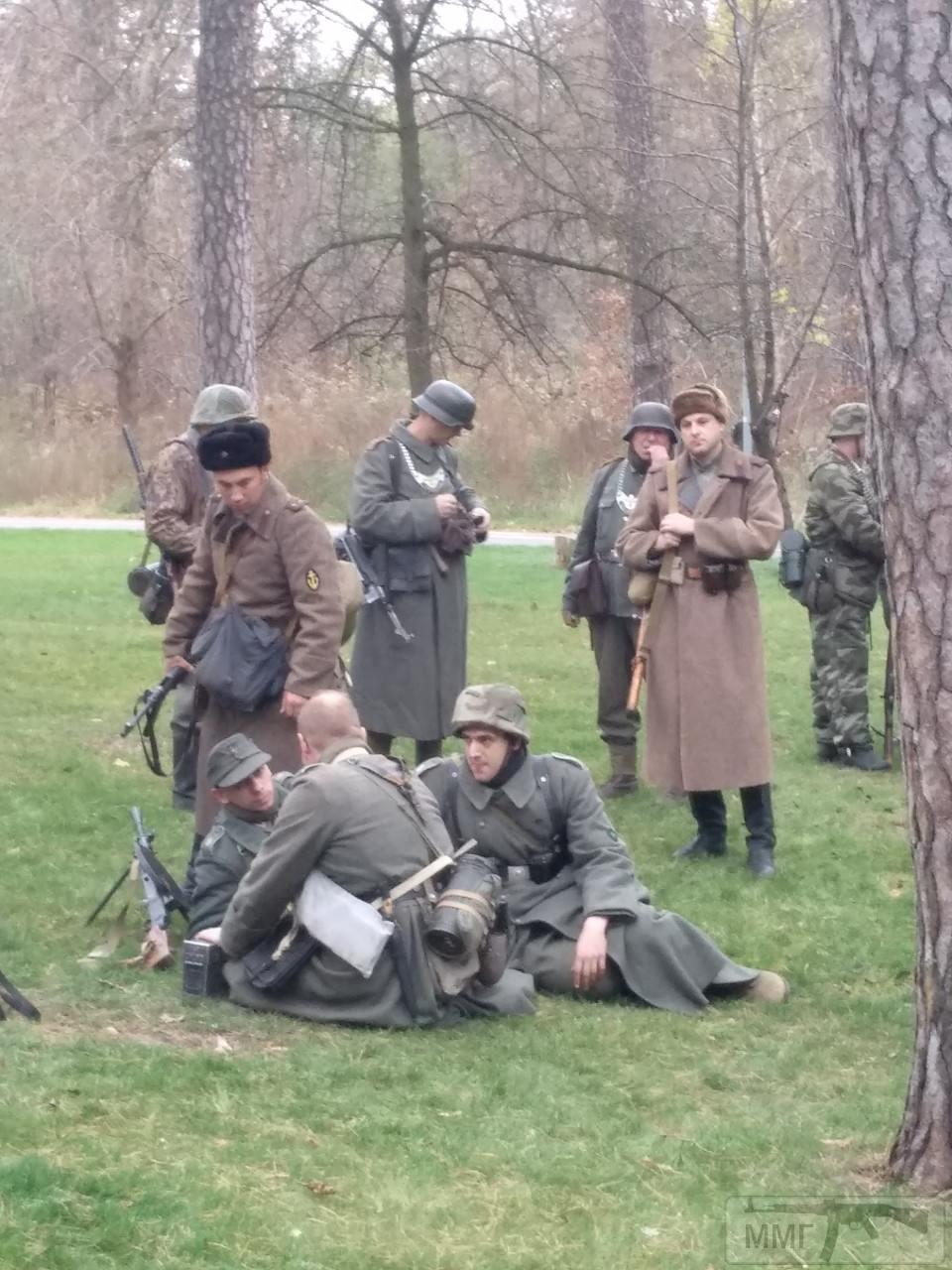 """79566 - 11 міжнародний військово - історичний фестиваль """"Даєш Ворзель"""" 1943-2019."""