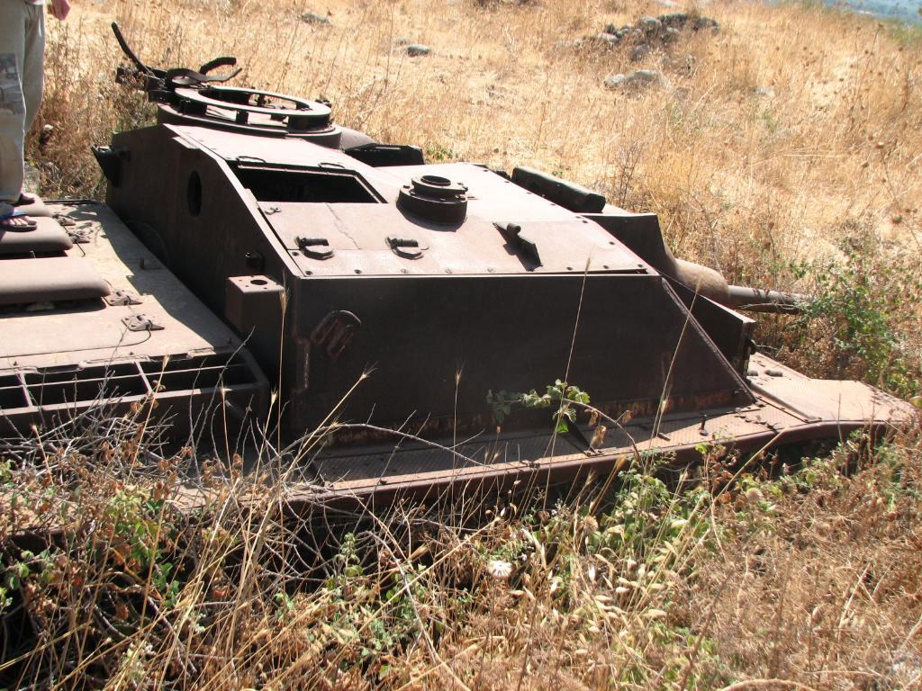 """7958 - Служба немецких """"коробочек"""" после войны..."""