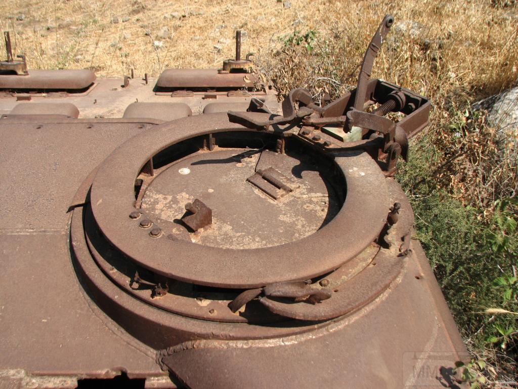 """7960 - Служба немецких """"коробочек"""" после войны..."""
