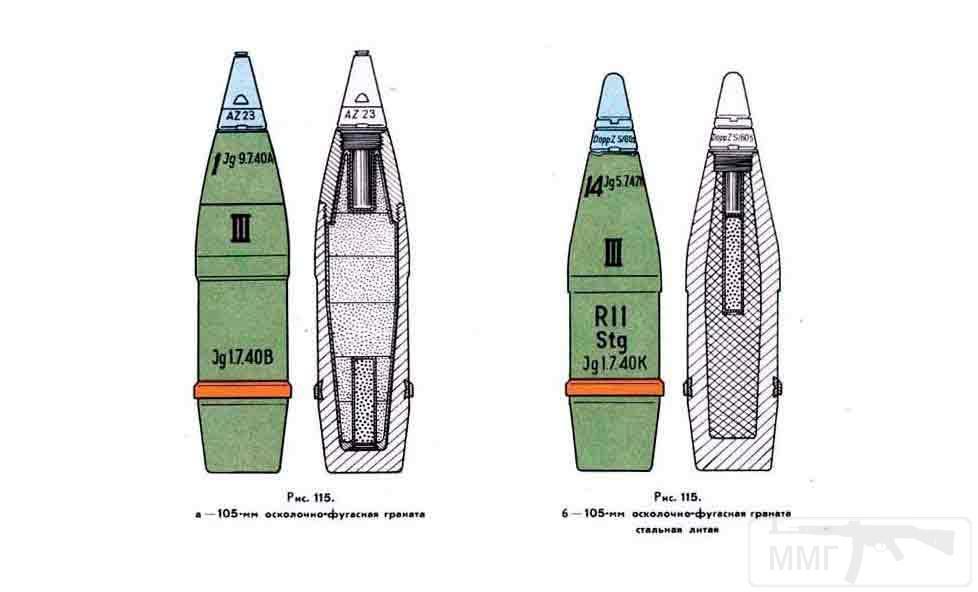 7961 - Немецкая артиллерия второй мировой