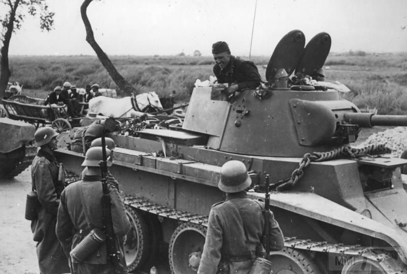 79770 - Раздел Польши и Польская кампания 1939 г.
