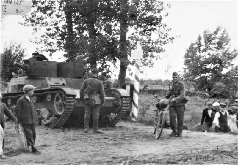 79771 - Раздел Польши и Польская кампания 1939 г.