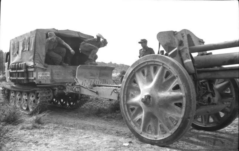 7987 - Немецкая артиллерия второй мировой