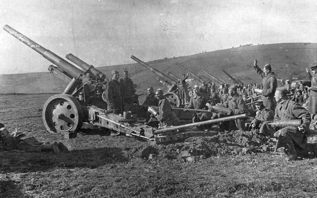 7996 - Немецкая артиллерия второй мировой