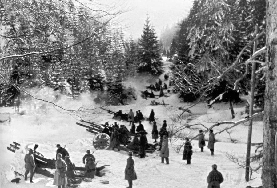 7997 - Немецкая артиллерия второй мировой