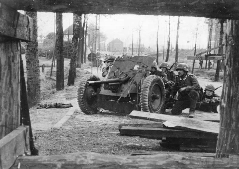 8000 - Немецкая артиллерия второй мировой