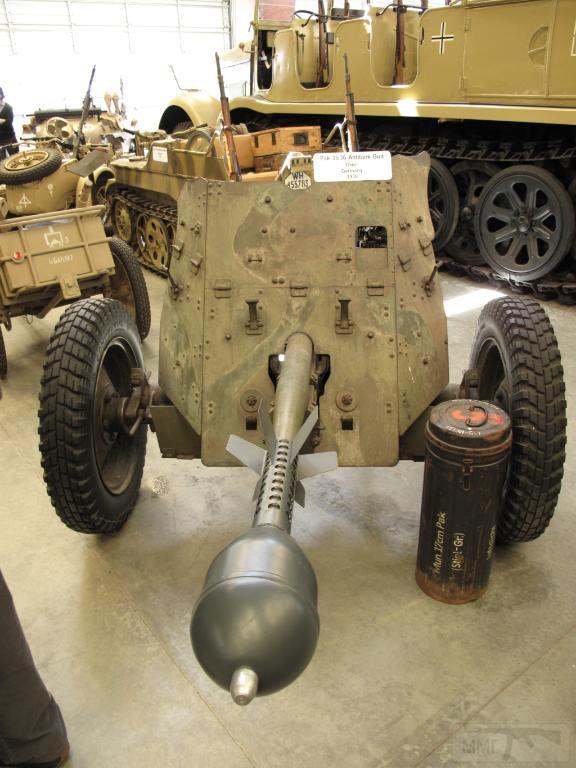 8003 - Немецкая артиллерия второй мировой