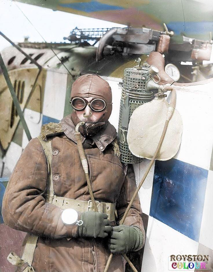 80038 - Авиация и летчики Первой Мировой Войны.