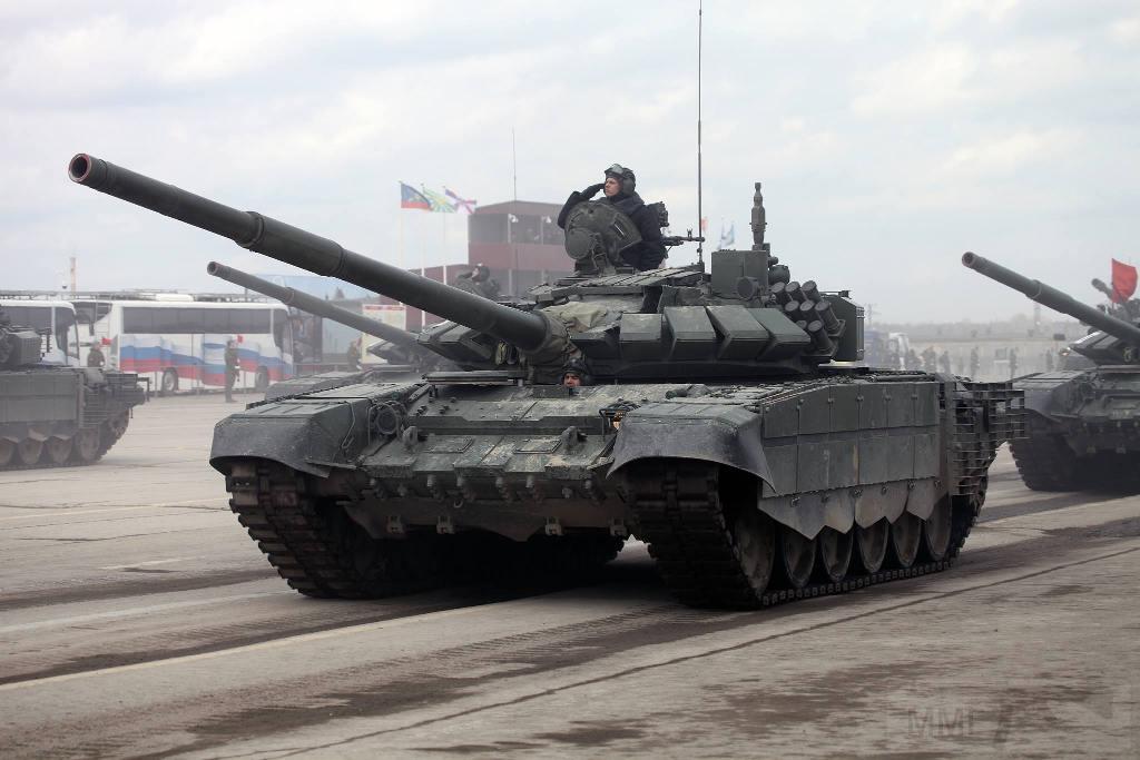 8004 - Современные танки