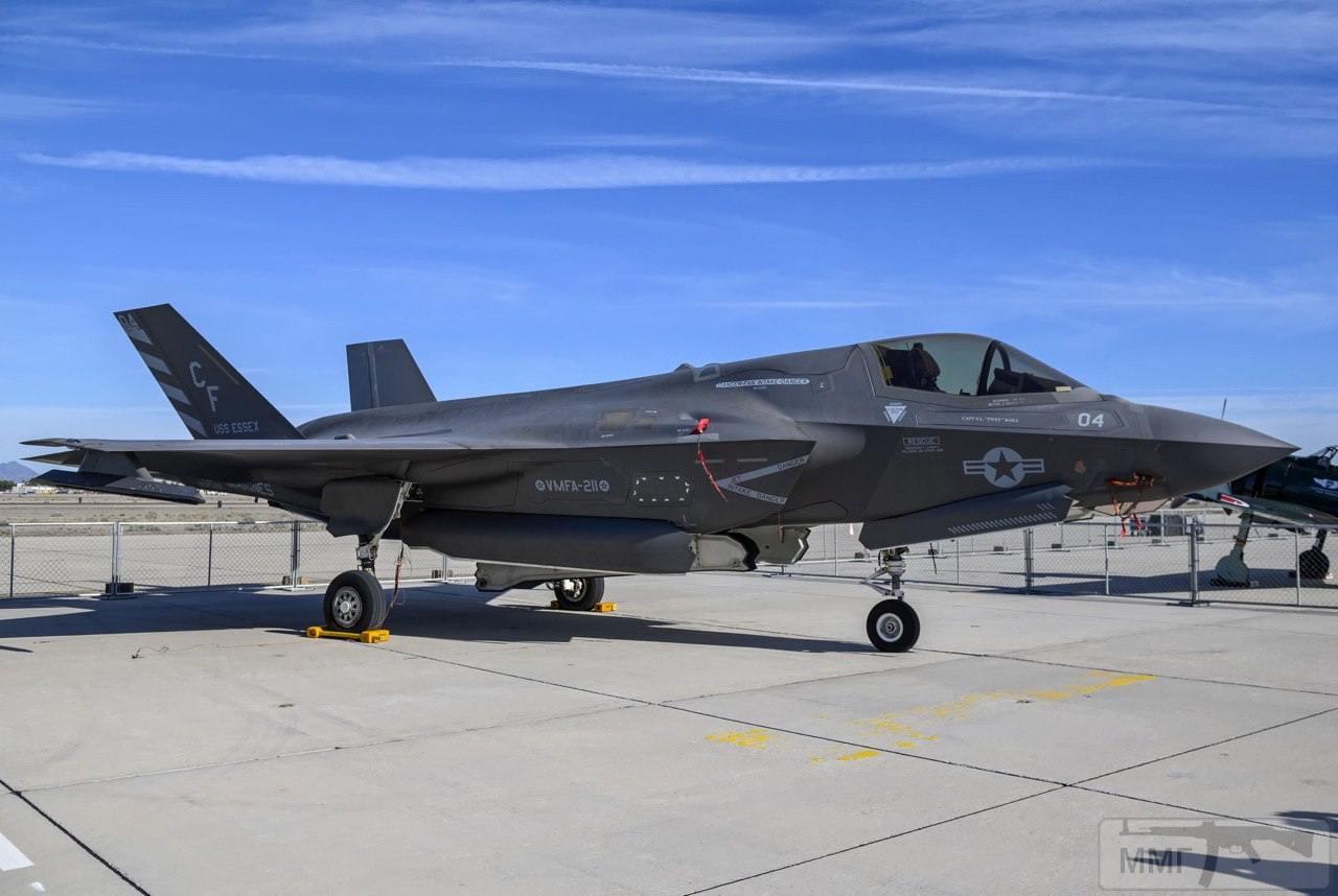 80059 - F-35 и программа JSF