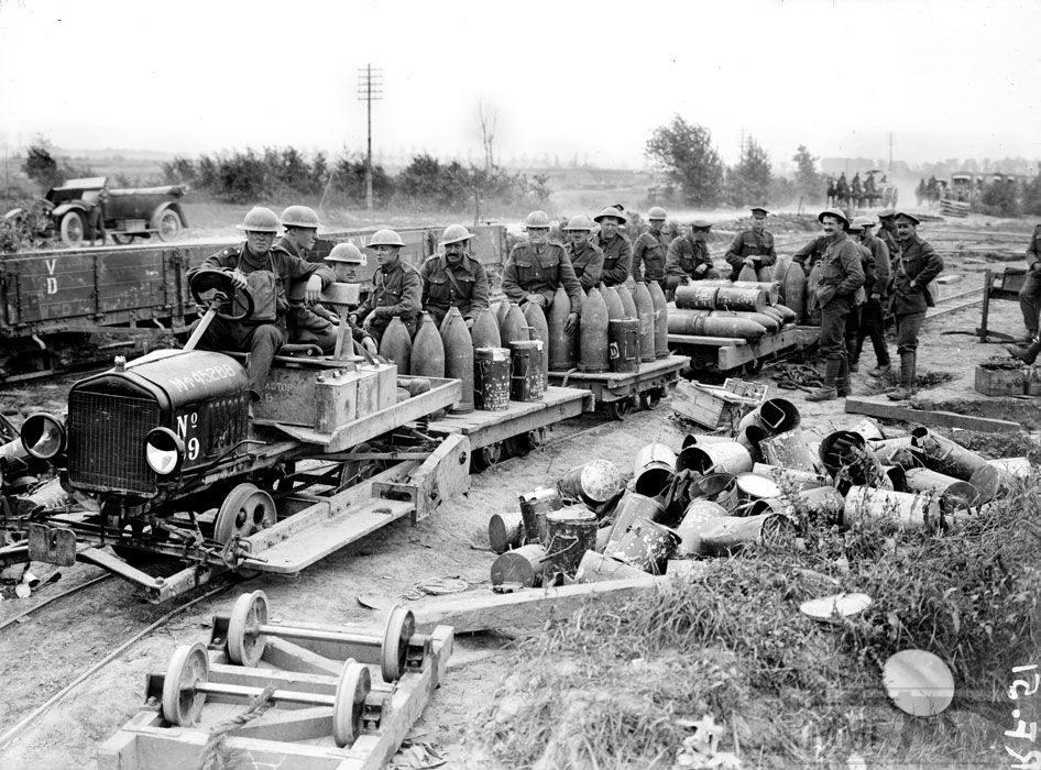 80081 - Военное фото. Западный фронт. 1914-1918г.г.
